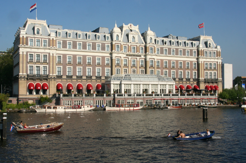 Schitterend makes antique mirrors for famous amstel hotel - Amstel hotel amsterdam ...