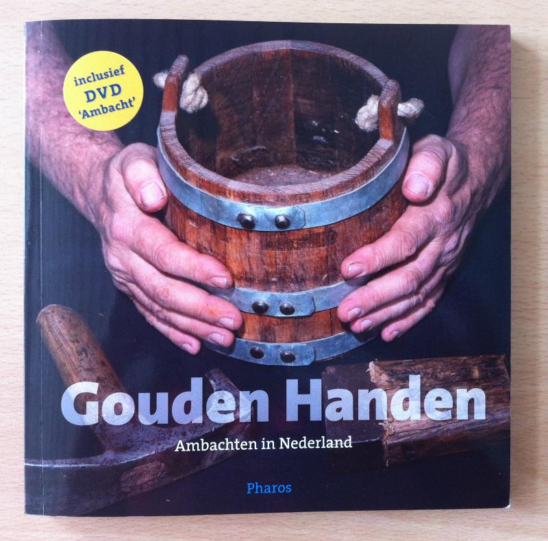 Schitterend vermeld in ambachtenboek Gouden Handen