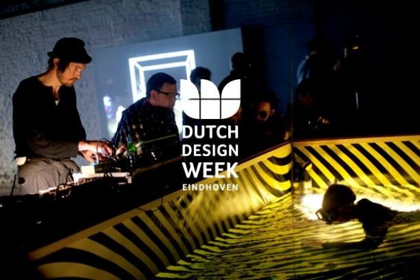 Schitterend exposeert tijdens Dutch Design Week '13.