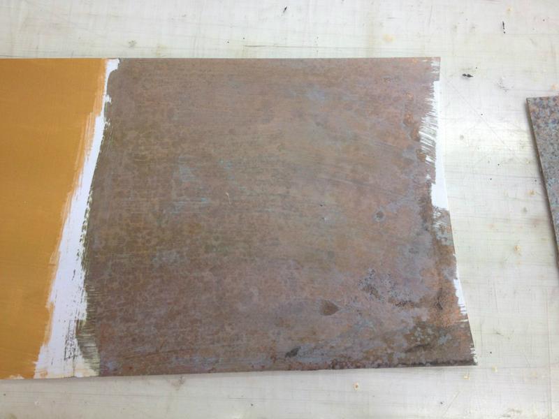 Schitterend huismerk metaal coatings