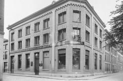 Zwart glas Bouvy 1910
